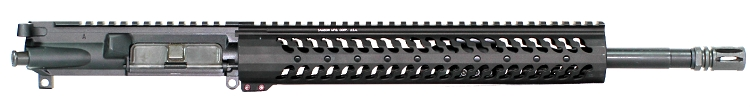 5.56x45 Low Profile Piston Upper with 12.37