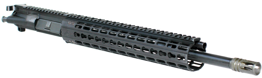 7.62x39 LOW PRO C.A.P.S. Mid-Length Piston Upper with A.P. Keymod Rail