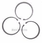 AR-15 Bolt Gas Rings 3-Pack