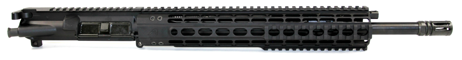 5.56 L.P.R. Mid-Length Piston Upper with A.P. Quad Handguard
