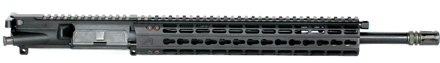 5.56 L.P.R. Mid-Length Piston Upper with A.P. Keymod Handguard