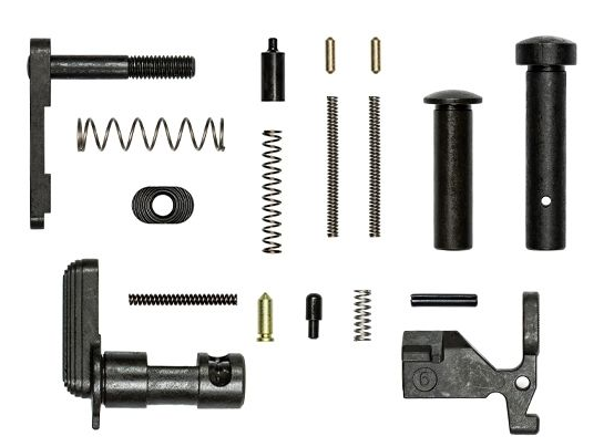 AR15/M4 Lower Parts Kit, Minus FCG/Pistol Grip