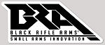 Black Rifle Arms Logo Sticker