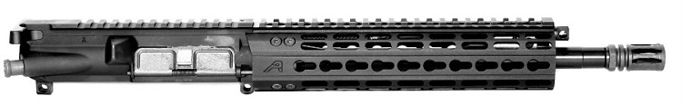 "7.62x39 L.P.R. 11.5"" Piston Upper with A.P. Keymod Handguard"