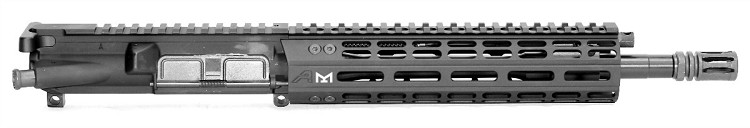 "7.62x39 L.P.R. 11.5"" Piston Upper with A.P. M-Lok Handguard"