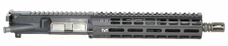 "10"" 300BLK Complete Low Profile Piston Upper with Aero Precision 9"" M-Lok Handguard"