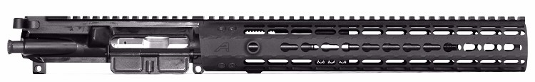 "8"" 300BLK Complete Low Profile Piston Upper with Aero Precision 12"" Keymod Handguard"