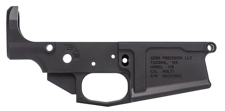 M5 .308 Stripped Lower Receiver