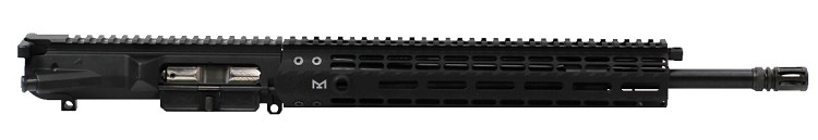 ".308 L.P.R. 16"" Mid-Length Piston Upper with A.P. M-Lok Handguard"