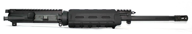 7.62x39 Spartan Carbine Piston Upper with Mapul MOE  M-Lok Handguard