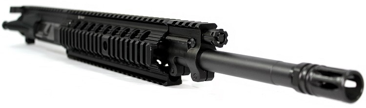 7.62x39 C.A.P.S. Mid-Length Piston Upper with Troy Bravo Handguard