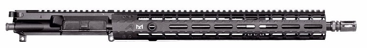 "5.56x45 Low Profile Carbine Piston Upper with Aero Precision 15"" M-Lok Handguard"