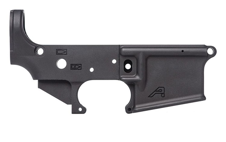 Aero Precision USA AR-15 Stripped Lower Receiver