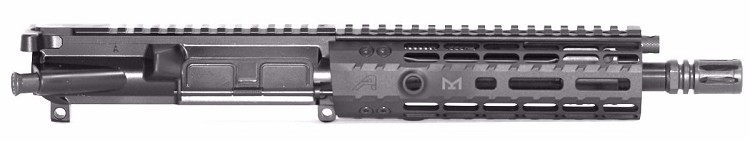 "THE ENFORCER 5.56 8.5"" Piston Upper with A.P. M-Lok Handguard"