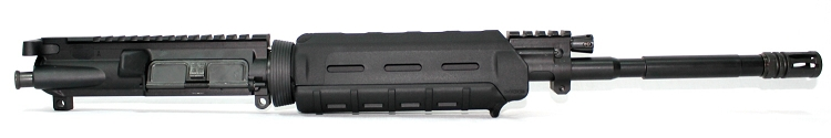 5.56x45 C.A.P.S. Carbine Piston Upper Magpul MOE M-Lok Handguard with Chrome Lined Barrel