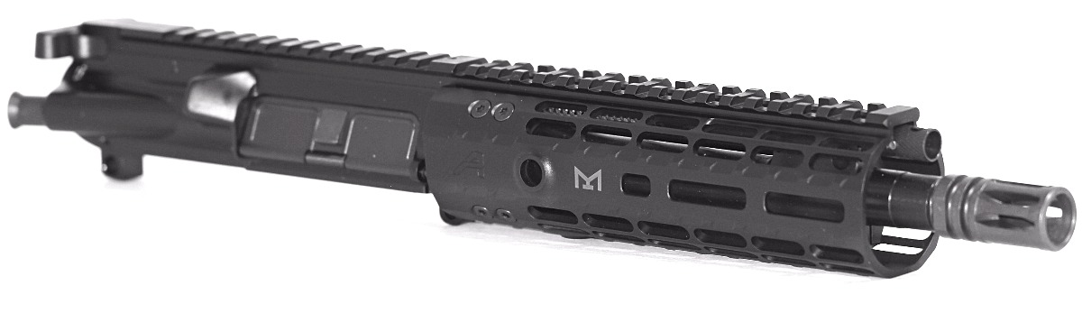 5.56 Gas Piston Pistol Upper, 7.5