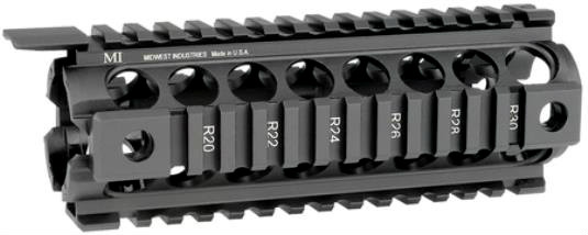 Midwest Industries MCTAR-17G2 Carbine Drop-In Gen 2 Handguard