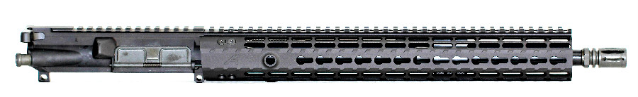7.62x39 Low Profile Mid-Length Piston Upper with Aero Precision 15