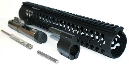 Low Profile Carbine Piston Conversions with 15