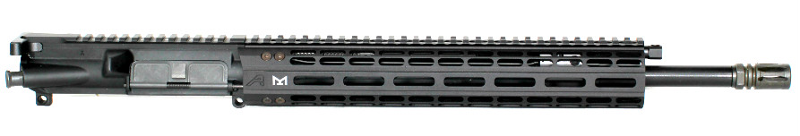 5.56 L.P.R. Mid-Length Piston Upper with A.P. M-Lok Handguard
