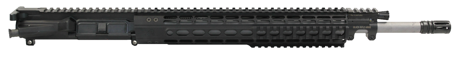 6.5 Grendel C.A.P.S. Rifle Length Piston Match Grade Upper with A.P. Quad Handguard