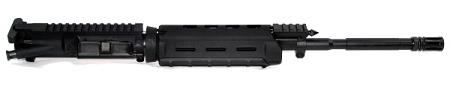 5.56x45 Spartan Carbine Piston Upper with Magpul MOE M-Lok Handguard
