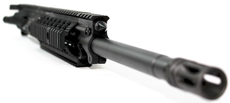 7.62x39 Spartan Carbine Piston Upper with Troy Bravo Handguard