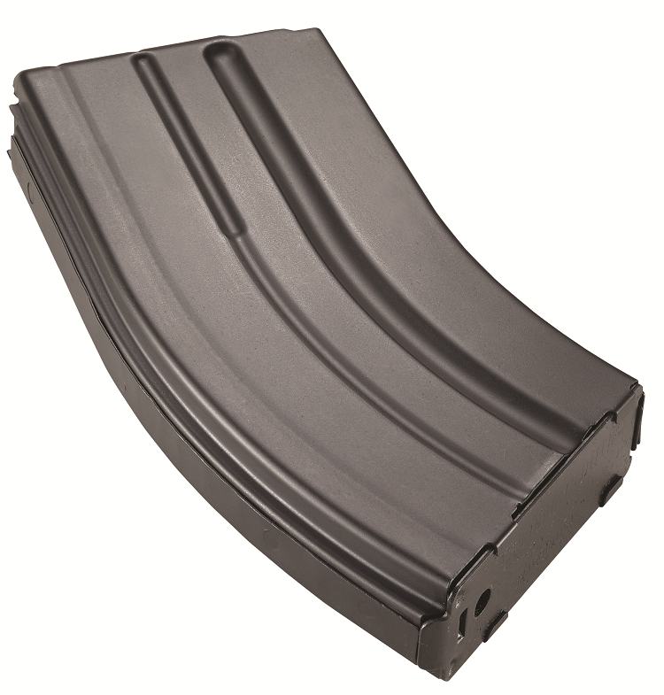 C Products Defense - DURAMAG 7.62x39 20rd Magazine Black-T Finish