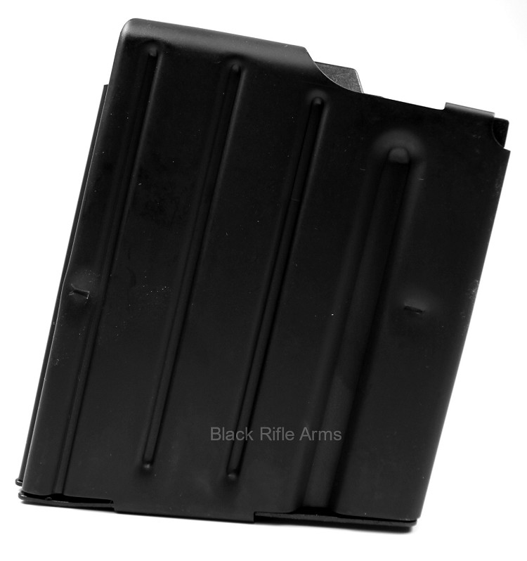 C Products Defense .308/7.62x51 5rd Magazine Black-T Finish